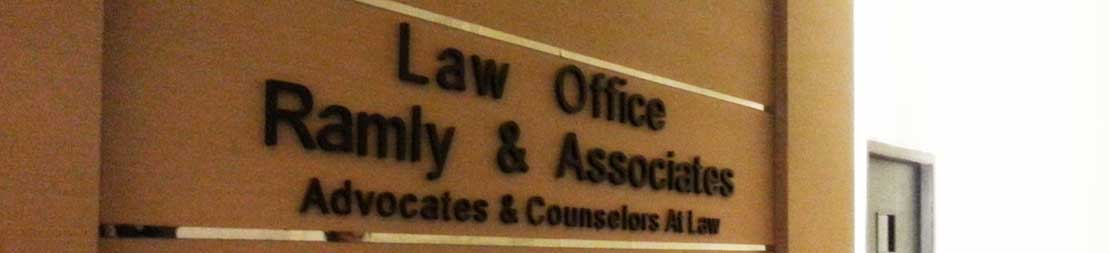 Ramly and Associates Law Office