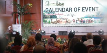 Launching Calender of Event Lombok-Sumbawa 2017