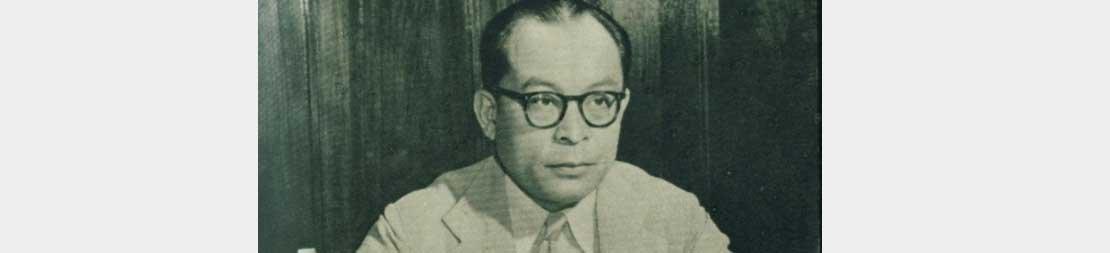 1902 - Lahirnya Muhammad Hatta, wakil presiden pertama Indonesia